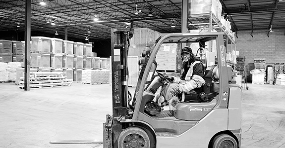 Crossdock Systems - Premium provider of logistics, warehousing and trucking services...located in Mississauga, Ontario
