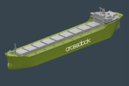 Crossdock Systems - Ocean Freight Services